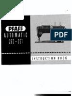 Pfaff 261-262