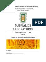MANUAL LABORATORIO DE FISICOQUÍMICA (1) (1)