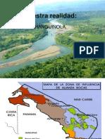 Bocas - Realidad de Changuinola