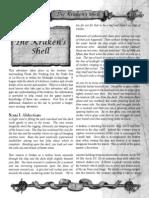 Fan Adventure - The Kraken's Shell