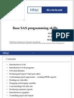 Base SAS Programming Fundamentals