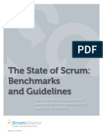 State of Scrum Report
