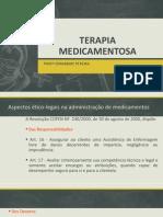 TERAPIA MEDICAMENTOSA - AULÃO