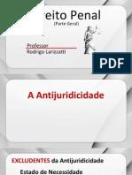 Direito Penal (Parte Geral) - Aula 11 - Antijuridicidade