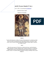 Acatistul Sf Daniel