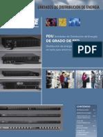 04 Catalog de PDU's