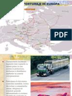 Transporturile in Europa