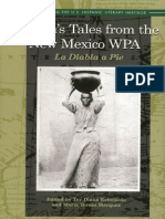 Women's Tales From the New Mexico WPALa Diabla a Pie