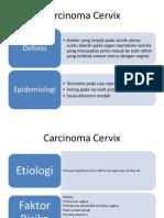 Carcinoma Cervix