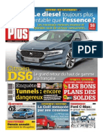 Auto Plus N°1324 du 17 janvier 2014