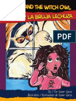 Zulema and the Witch Owl /Zulema y La Bruja Lechuza by Xavier Garza