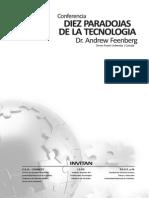 Feenberg - Diez paradojas de la tecnología