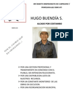 HUGO BUENDÍA S
