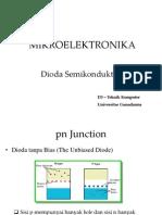 3. Dioda Semikonduktor