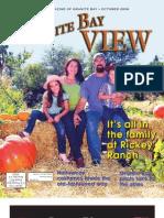 The Life Magazine of Granite Bay • October 2009
