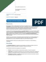 Diseño y gestión de proyectos I+D+i