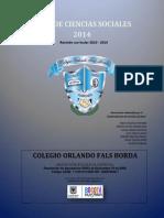Ciencias Sociales 2014