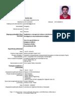 CV Joao Taborda