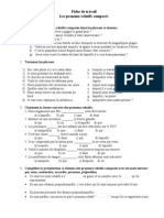 exercices les pronoms relatifs