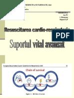 2. Resuscitarea Cardio-respiratorie ACLS