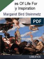 Leaves Of Life For Daily Inspiration By Margaret Bird Steinmetz