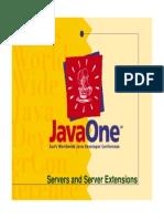 JAVA Server and Servlets