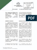 Eusko Legebiltzarraren Antenei Buruzko Ebazpena 2014-02-07