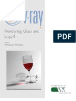 Vray Water Glass