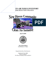 New Haven Air Toxics Inventory