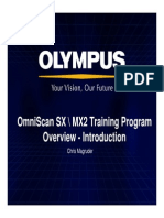 OmniSX MX2 Training 1 Overview