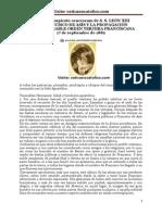 Encíclica Auspicato concessum de S. S. LEÓN XIII  SOBRE SAN FRANCISCO DE ASÍS Y LA PROPAGACIÓN DE LA VENERABLE ORDEN TERCERA FRANCISCANA