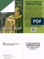 El Valle Sagrado de Tepoztlan - Daniel Ruzo