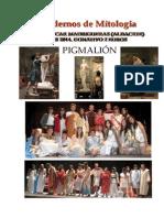 Cuadernos de Mitología nº 28 PIGMALIÓN