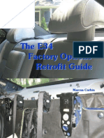 E34 Factory Options Guide