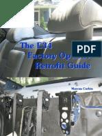 E34 Factory Options Guide