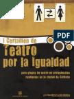 I Certamen de teatro por la igualdad