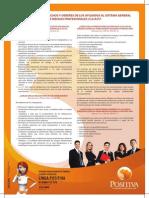 Derechos y Deberes de Los Afiliados Al Sistema General de Riesgos Profesionales