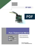Monitorizare Temperatura Prin RS232 Cu Termistor At