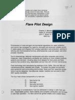 Flare Pilot Design