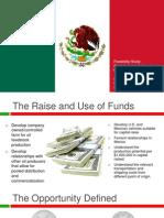 Mexico - Feedstock for Biofuels -PROBIOSIMBTEC