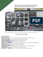 Cockpit Description