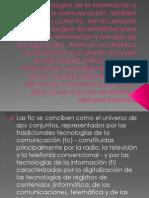 definicion de las tic's y las ntic's impress