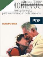 Programa Neuropsicologico Para La Estimulacion de La Memoria