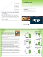 Clinical Research on Nutrilite's Double X