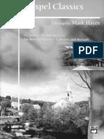 60208432 Mark Hayes Well Tempered Praise Vol 4 Gospel Classics