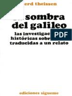 Theissen,Gerd - La Sombra Del Galileo