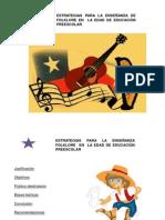 Presentacion Folklore