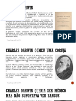Charles Darwin Comeu Uma Coruja