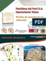 Sustentacion Petroperu Talara