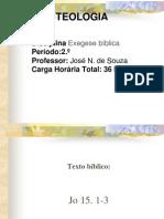 EXEGESE BÍBLICA (Métodos).ppt